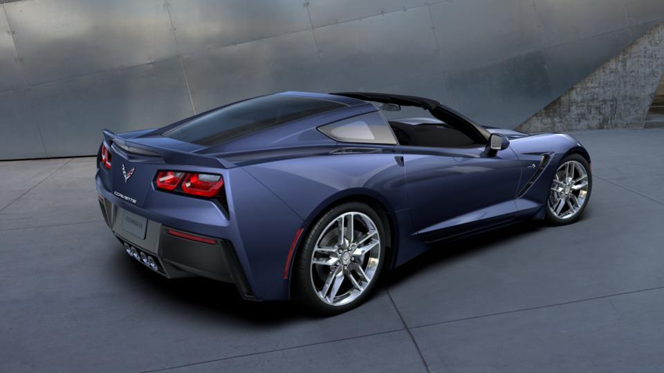 Midnight Race Blue Corvette Z06 Autos Post
