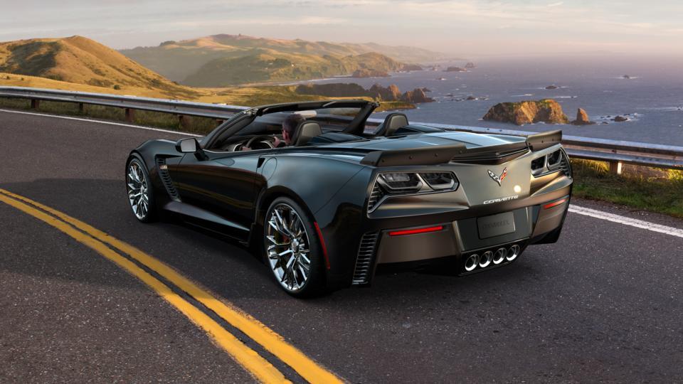 z06convertible - Corvette 2015 Z06 Black