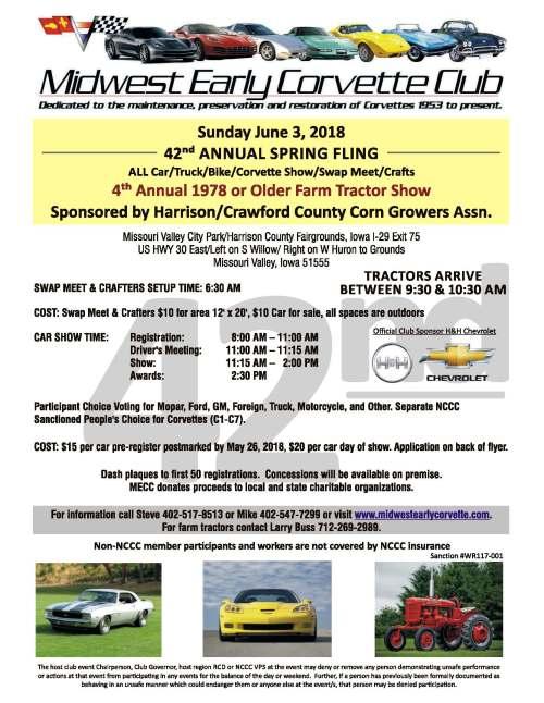 H Amp H Corvette Newsletter Let Corvette Terry Lead The Way