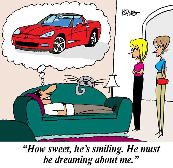 Funny Comic CNL 4